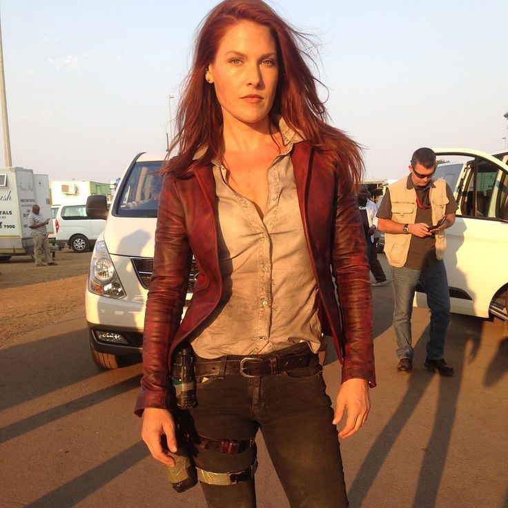 Ali Larter is back as Claire Redfield #Resident_Evil_The_Final_Chapter