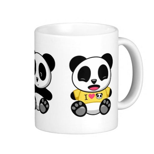 Little #Pandas #Mugs