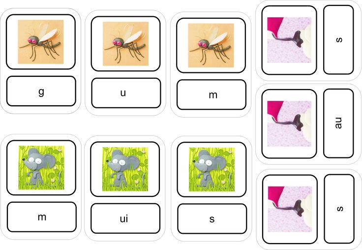 """Drietallen VLL Kim-versie kern 6. In totaal zijn er 31 drietallen (verdeelt over 14 Pins) Er ontbreken vier woorden: """"ik"""", """"aap"""", """"ijs"""" en """"zee""""."""