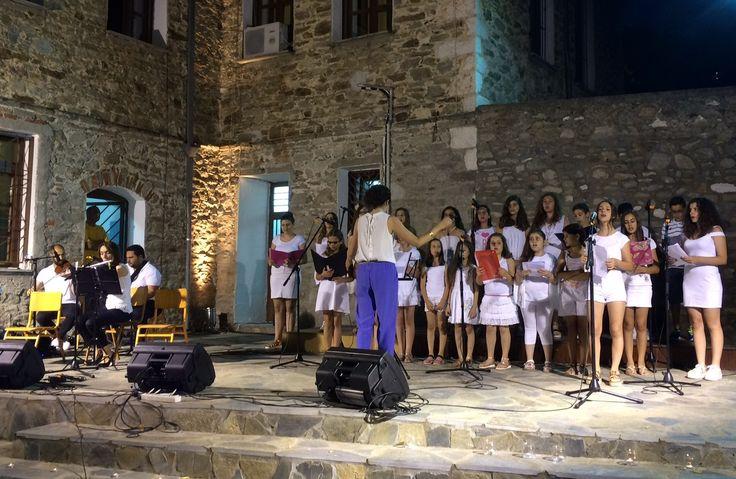 Βραδιά αφιέρωμα στον Μάνο Χατζηδάκι πραγματοποιήθηκε στην Τσαριτσάνη