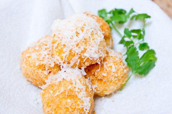FRIED MAC & CHEESE BALLS | Cooking | Pinterest