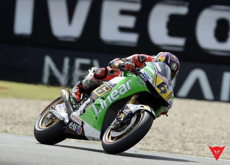 Stefan Bradl in Action - 2013 MotoGP season