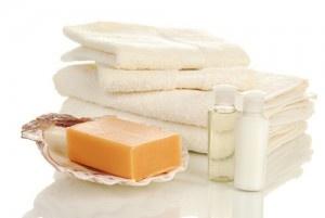 Krémes bébi szappan újszülötteknek