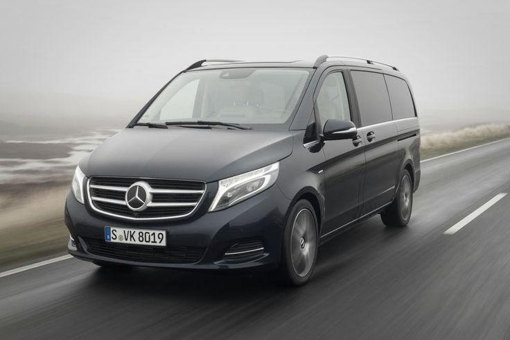 Mercedes-Benz V-Klasse 2014 im Familiencheck // #Familienauto #Mercedes #Van #Minivan #familycar #DADDYlicious