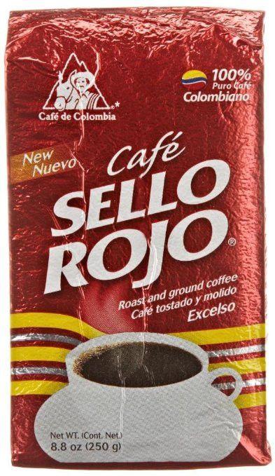 SELLO ROJO Coffee