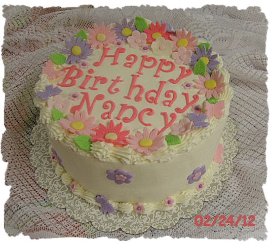 Happy Birthday Nancy! | Amazing Cakes | Pinterest | Happy ...
