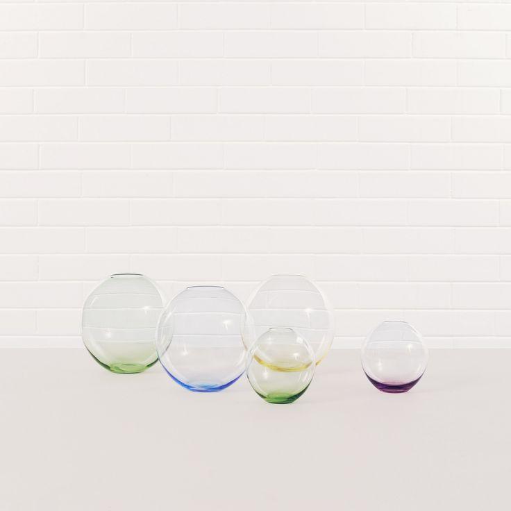 Flower Vase by Christiane Perrochon