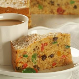 Julekage | Christmas Bread - Norwegian Food - Norwegian Food Recipes