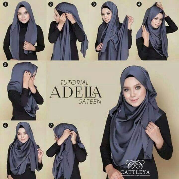 For party hijab