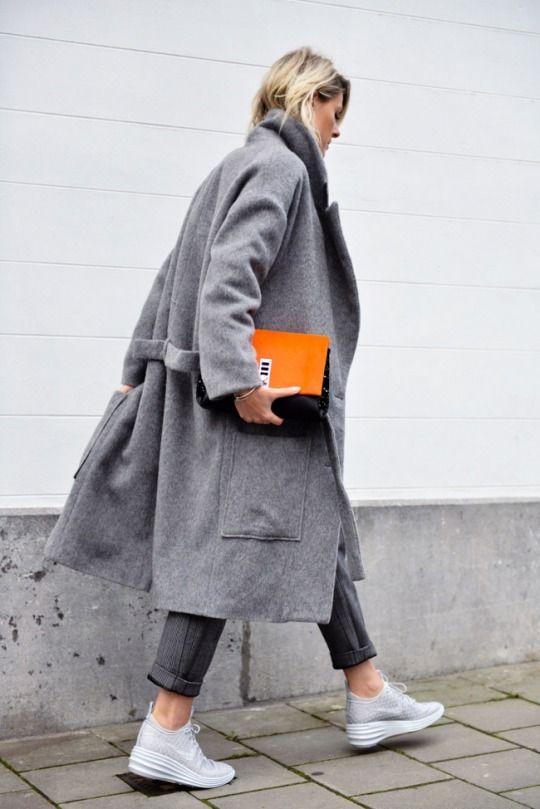 street style | minimalist goods delivered to you quarterly @ minimalism.co. #minimal #style #design