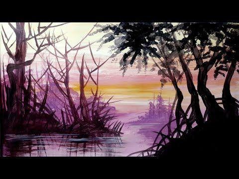 87 Koleksi Contoh Lukisan Pemandangan Untuk Pemula HD