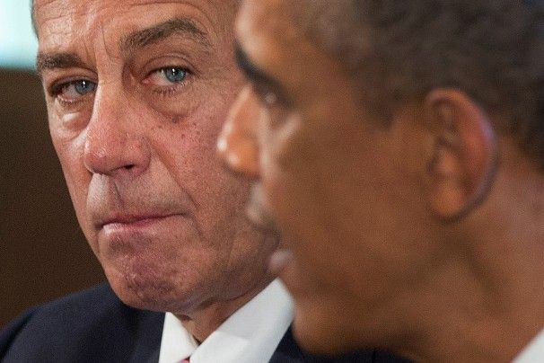 Obama and Boehner both enter upcoming domestic debates with a weakened hand - The Washington Post