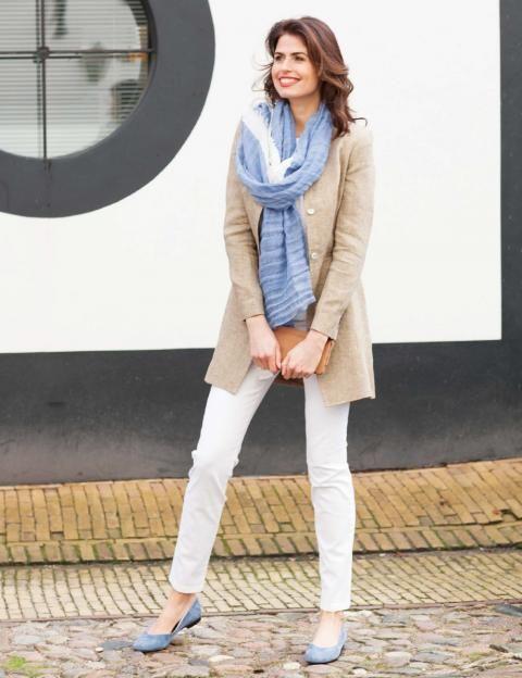 Purdey Mode | Purdey linnen blazer