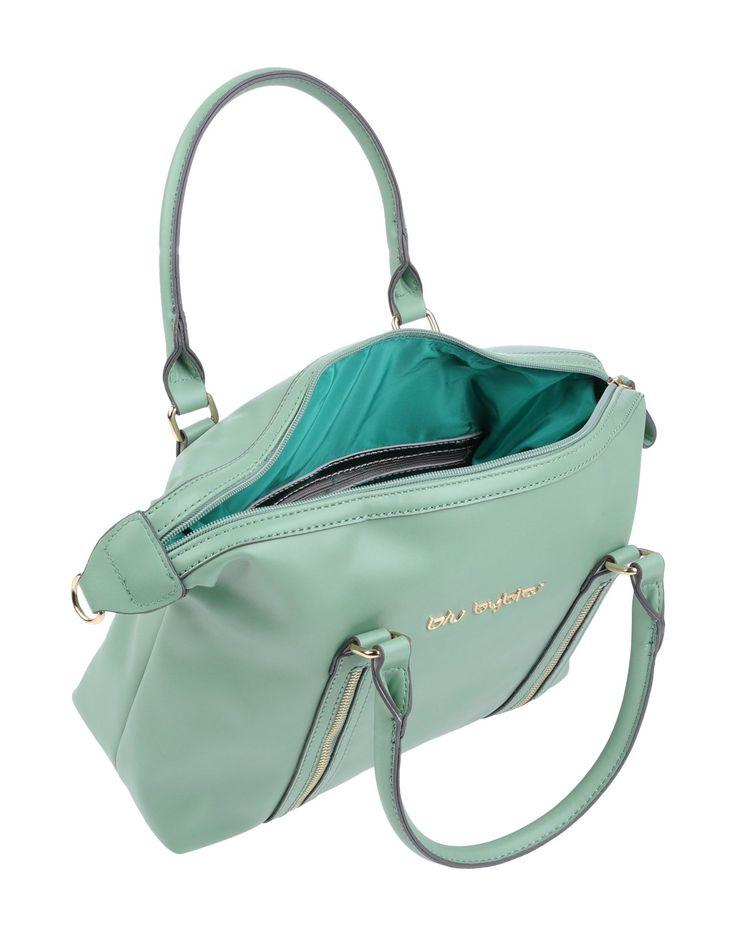 The pink Byblos bag in the color I like
