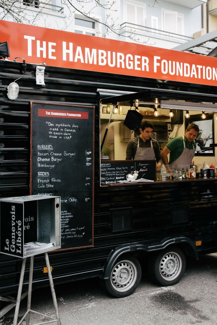 The rocket pizza food truck grits grids - The Hamburger Foundation Rue Philippe Plantamour P Quis 1201 Gen Ve Www
