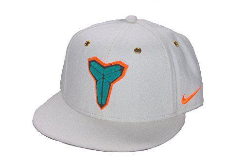 Nike Mens Kobe Wool Leather Buckleback Baseball Cap White Green Orange - http://weheartlakers.com/lakers-caps/nike-mens-kobe-wool-leather-buckleback-baseball-cap-white-green-orange