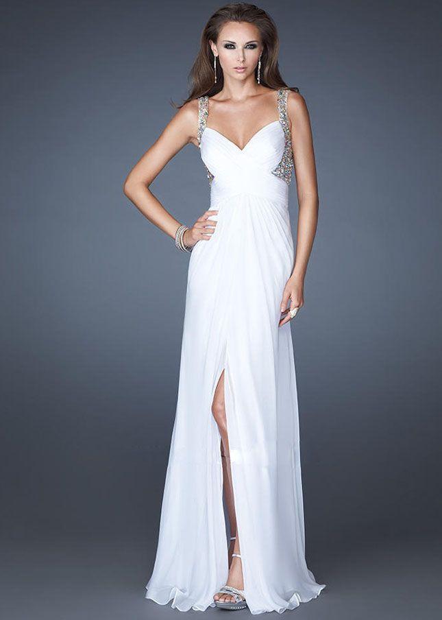 66 besten White Dresses Bilder auf Pinterest | Weißes kleid ...