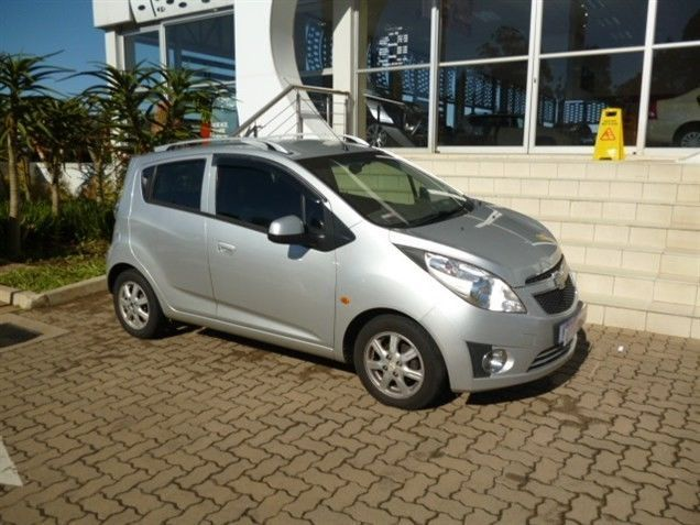 You Won't want to Leave the Drivers Seat with this 2011 #Chevrolet #Spark 1.2 LS. This #Hatchback is covered in Silver and comes with a Fiery 1.2 Petrol Engine. Manual, Mileage 65 000Kms on the clock. It is yours now for the Amazing Deal of Only R84 990.Delightful Extra's: ABS / Air Conditioner / Alarm / Central Locking Key / MP3 Player Radio/CD +More. Contact Keith Rabilal Now on 082 323 1303 / 031 737 1500 or Email keithr@smg.co.za. Like Us https://www.facebook.com/KeithRabilalForUsedCars