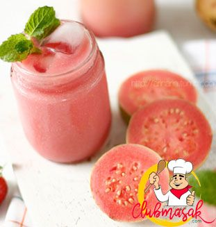 Resep Hidangan Buah Jus Merah Merona, Resep Minuman Sehat Untuk Diet, Club Masak
