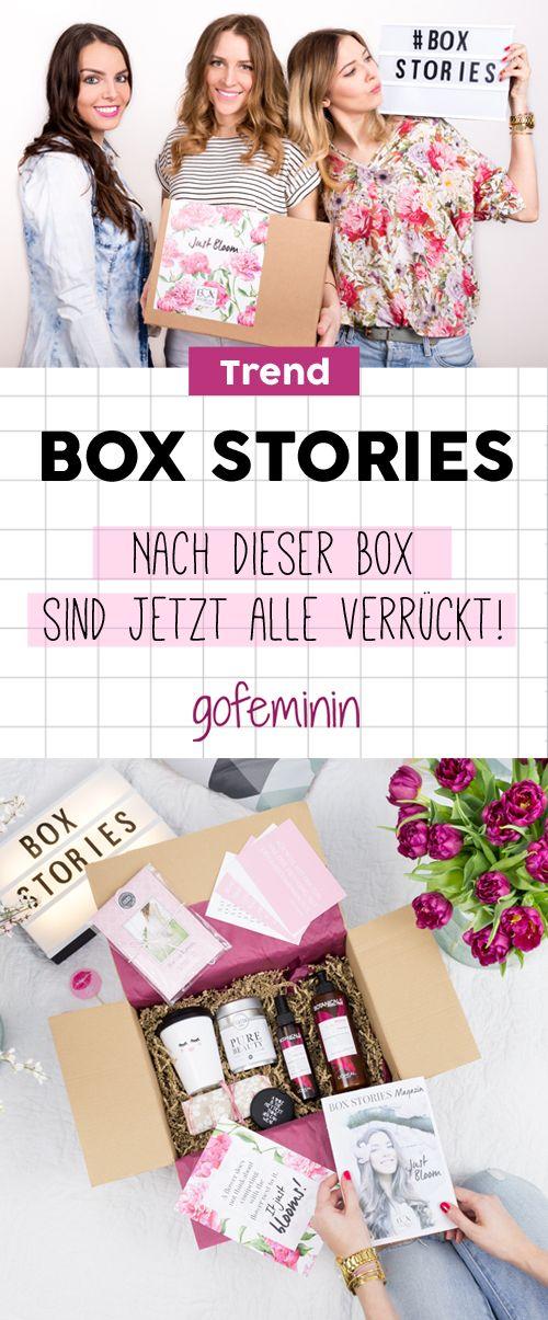 Kennt ihr schon Box Stories? Die neue Abo-Box ist das perfekte Geschenk zu Muttertag!