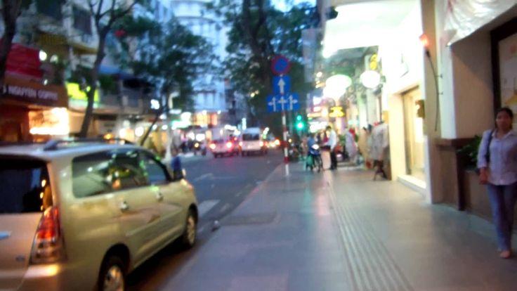 アキーラさん!ベトナム人の女の子を紹介される(買春斡旋)①ベトナム・ホーチミン・ドンコイ通り・日本語勧誘編,Saigon,Vietnam