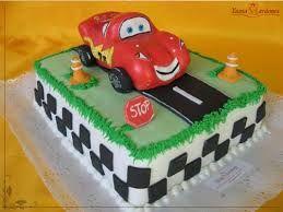 tortas para niños cars
