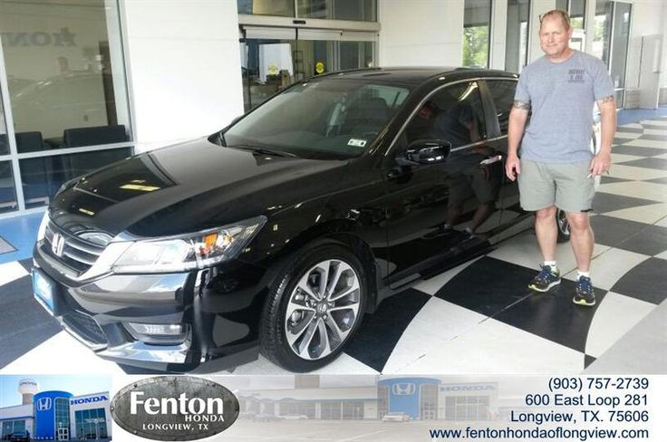 Captivating Congratulations Bret On Your Sedan From Diana Hunter At Fenton Honda Of  Longview!