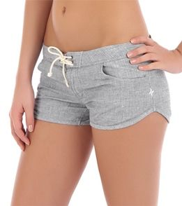 Hurley Women's Boardwalk Short at SwimOutlet.com - Free Shipping