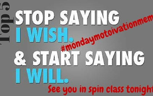 Spin Class Meme | MotivationMonday – Top Motivational Memes of the Week for Indoor ...