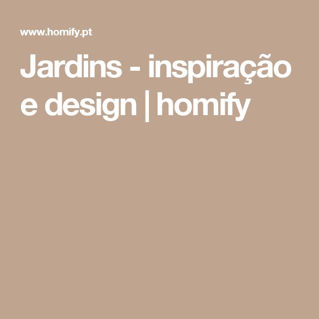 Jardins - inspiração e design | homify