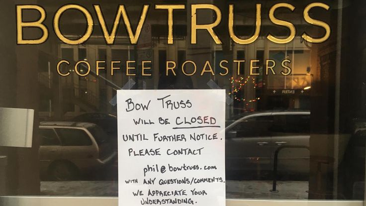 Bow Truss Is Being Sued By Former Employees Over Incomplete Wages http://wire.sprudge.com/4858-2/