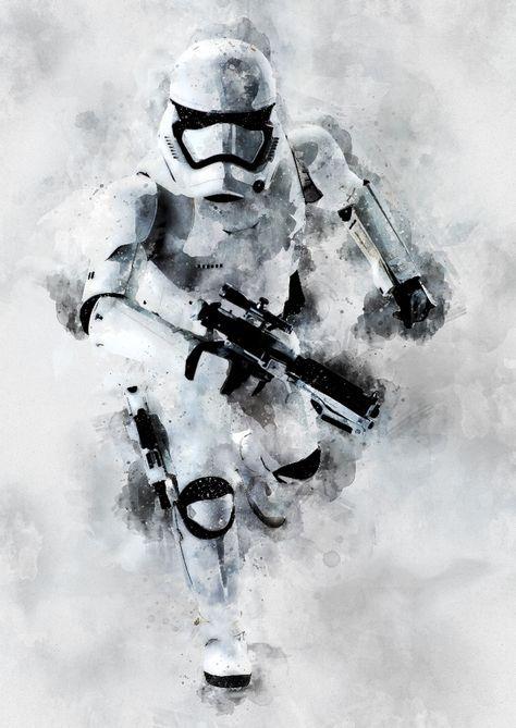 Star wars, Star wars poster, star wars stormtrooper, star wars decor, star wars download, star wars printable, wall décor, stormtrooper