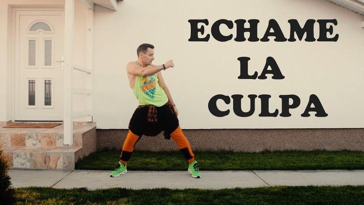 Échame La Culpa - Luis Fonsi & Demi Lovato - Zumba fitness - WATCH FROM PC