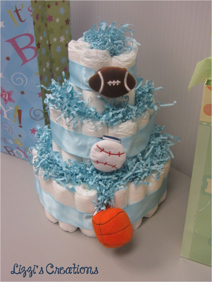 best diaper cakes images on   nappy cake, baby shower, Baby shower invitation
