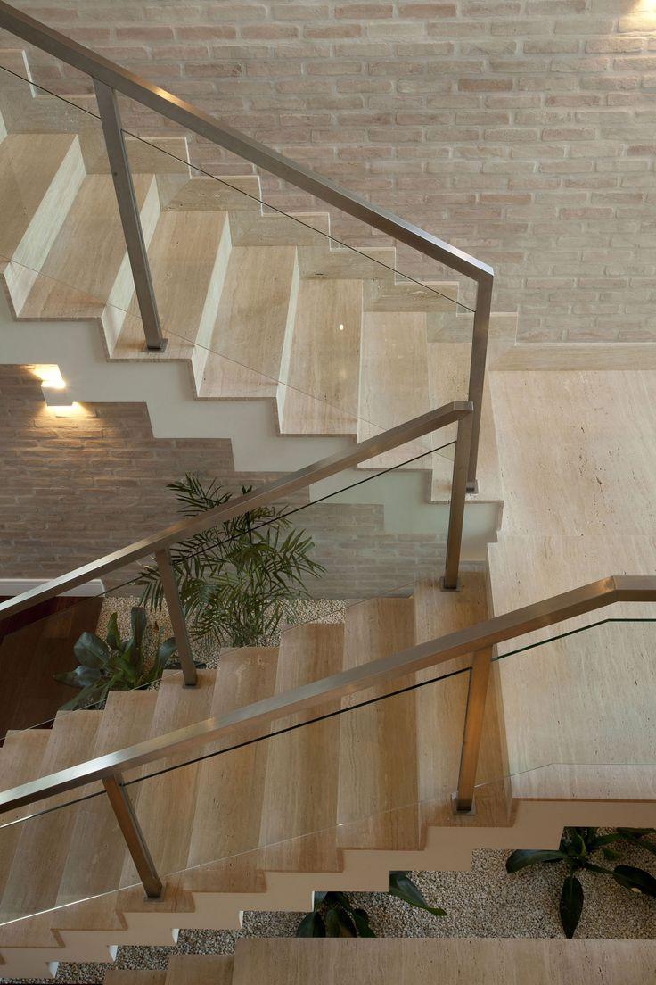 Las 25 mejores ideas sobre barandales para escaleras en - Barandas escaleras modernas ...