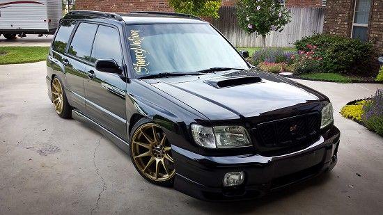 2001 Subaru Forester Wrx Sti $11,500 - 100601407 | Custom JDM Car Classifieds | JDM Car Sales
