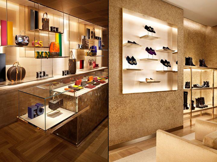 Louis Vuitton store by Peter Marino, Paris – France » Retail Design Blog