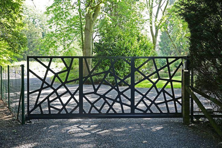 26 best portails images on pinterest arquitetura corten steel and decks. Black Bedroom Furniture Sets. Home Design Ideas