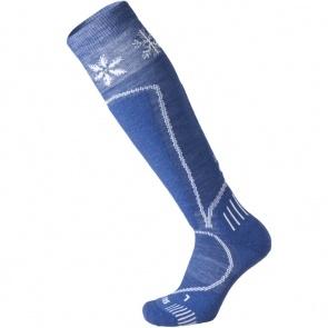 SOCKS SKI PERFORMANCE MEDIUM [CA 0245]€ 17.00        WOMAN Performance Ski sock Structure in Wool + Lycra Anti-friction seamless toe