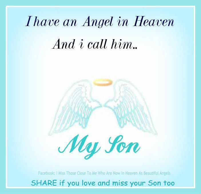 Poems Son In Heaven Archidev