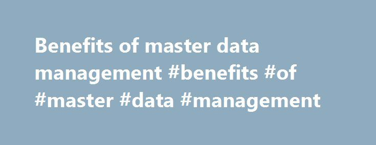 Benefits of master data management #benefits #of #master #data #management http://hawai.remmont.com/benefits-of-master-data-management-benefits-of-master-data-management/  # Our Mission Our Mission Services Business Areas Business Areas We proudly support We proudly support Walk the Talk Walk the Talk our initiatives Energetics makes a conscious effort to reduce our environmental footprint by incorporating green practices into our facilities, buying sustainable products, and much more. Walk…