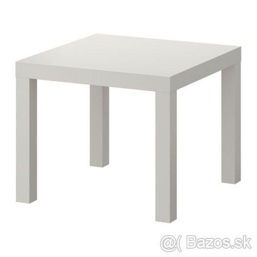 Predam 2 ks stolika IKEA LACK - 1