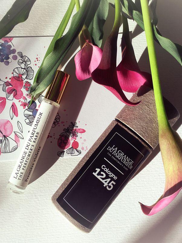 lagrangeduparfumeur.com Parfum rétro - composition lumineuse [Première Violette]  #cologne #parfum #naturalbeauty #faitauquebec #parfumerie