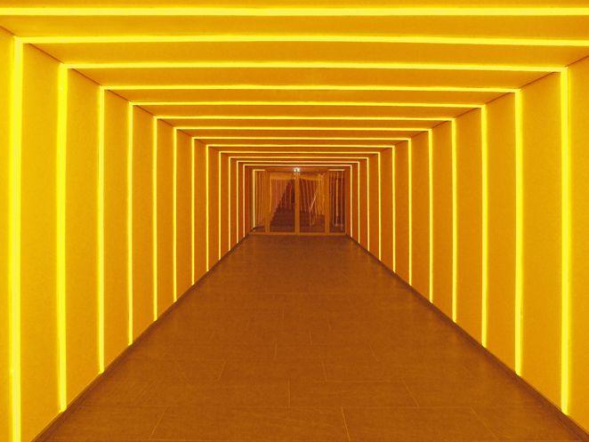 Catrina Stewart Tunnel 2  Gunda Frster  Interior in