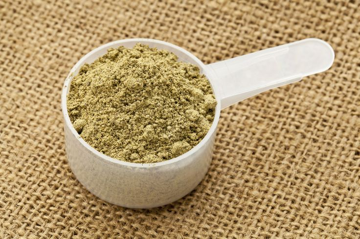 Benefits of #hemp #protein: hemp is king!