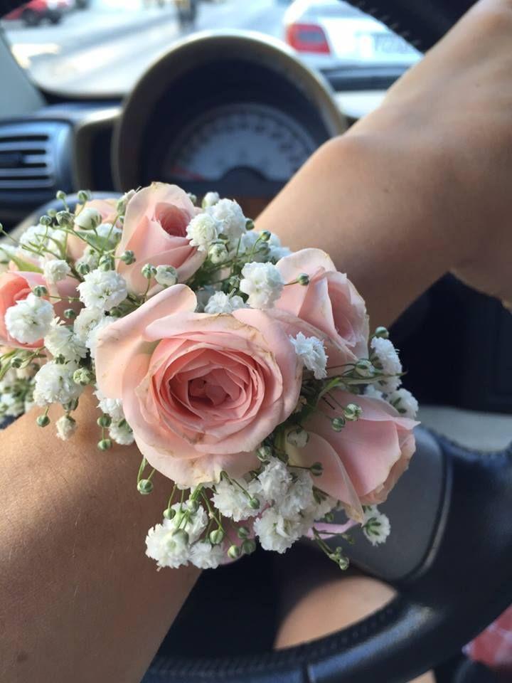 Γαμήλιο κορσάζ  #γάμος #κουμπάρα #παράνυφος #νύφη #ανθοστολισμός #corsage #lesfleuristes #ανθοπωλείο