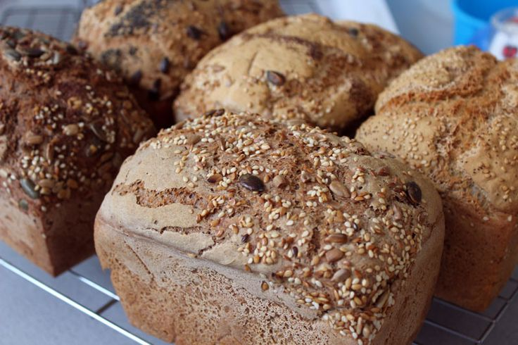 Gluten free baking course - Free From Fusion