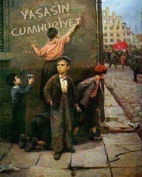 """""""Büyük başarılar, değerli ve mukaddes anaların yetiştirdikleri seçkin çocukların yardımıyla meydana gelir."""" -Mustafa Kemal Atatürk 23 Nisan Ulusal Egemenlik ve Çocuk Bayramımız kutlu olsun.."""