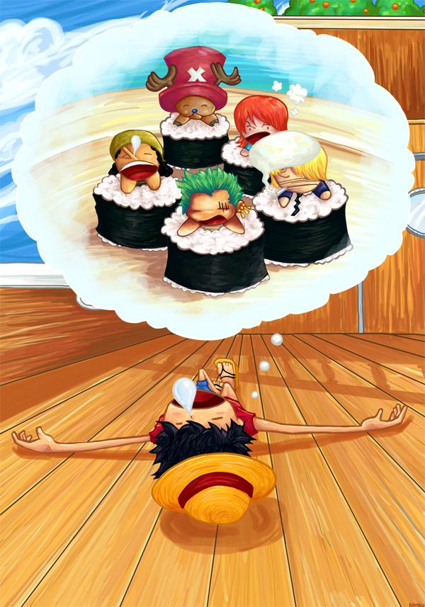 One_Piece_Sushi_Mambo_by_kitanai_neko