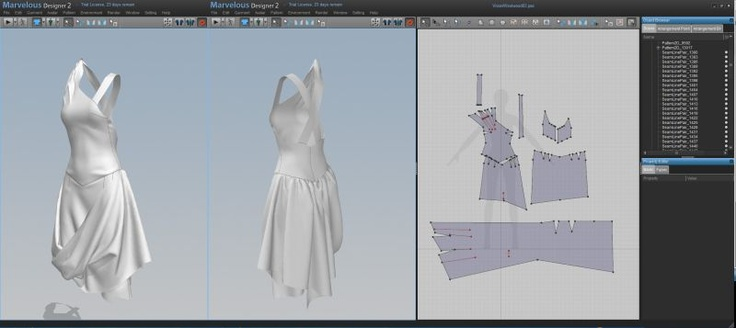 Marvelous Designer - 3D Clothing Community and Marketplace *Forum with great help tutes*